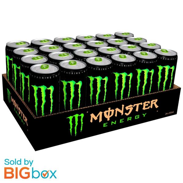 Monster Can 24 x 355ml